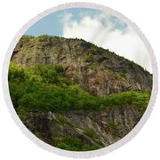 Mt Willard Round Beach Towel