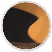 Mystere Round Beach Towel by Dustin LeFevre