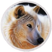 Nala Round Beach Towel