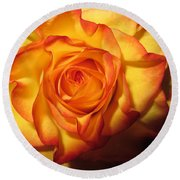 Nature's Magnificence Round Beach Towel