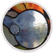 Nemo Detail Round Beach Towel