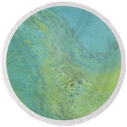 Niya II Round Beach Towel