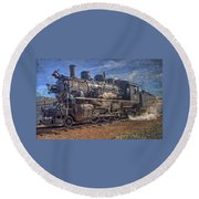 No. 25  Round Beach Towel
