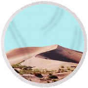 Oasis Round Beach Towel
