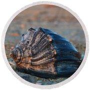 Ocean Treasures Round Beach Towel