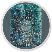 30-offspring While I Was On The Path To Perfection 30 Round Beach Towel
