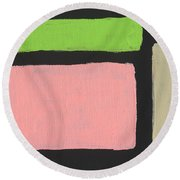 Order Triumphs Round Beach Towel by Phil Strang