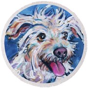 Osita Round Beach Towel