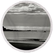Outward Bound Round Beach Towel