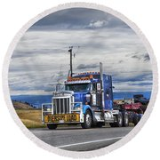 Oversize Load Round Beach Towel