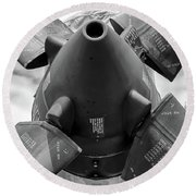 P-3 Prop Round Beach Towel