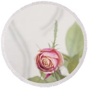 Parade Rosebud Round Beach Towel