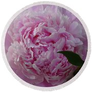 Perfection In Pink Round Beach Towel