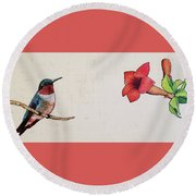 Perry Round Beach Towel