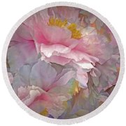 Petal Dimension 20 Round Beach Towel