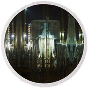Photography Lights N Shades Sagrada Temple Download For Personal Commercial Projects Bulk Printing Round Beach Towel