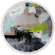 Pierre De Lune Round Beach Towel