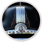 Pontiac Round Beach Towel