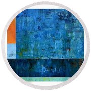 Primary - Artprize 2017 Round Beach Towel