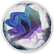 Promise Of Yesterday Round Beach Towel