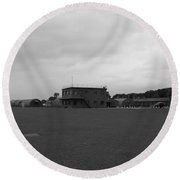 Raf Elvington Round Beach Towel