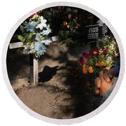 Remembrance  Round Beach Towel