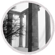 Revolutionary Reflections Round Beach Towel