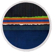 Rfb0115 Round Beach Towel