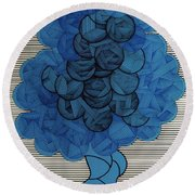Rfb0505 Round Beach Towel