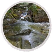 Roaring Brook Round Beach Towel