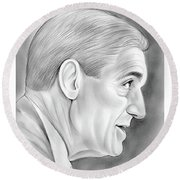 Robert Mueller Round Beach Towel