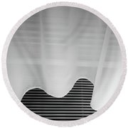 Room 515 Round Beach Towel