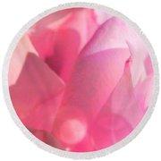 Roses #9 Round Beach Towel