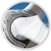 Rotation Round Beach Towel