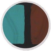 Rothko Ts Round Beach Towel by Phil Strang