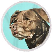 Roxy Round Beach Towel