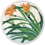 Roys Collection 1 Round Beach Towel