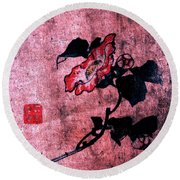 Roys Collection 4 Round Beach Towel