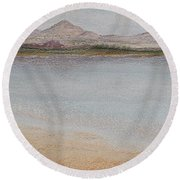 Salar Round Beach Towel