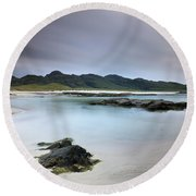 Sanna Bay Round Beach Towel