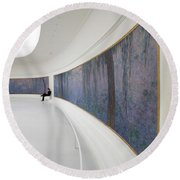 Scapes Of Our Lives #24 Round Beach Towel