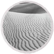 Skn 1457 Nature's Composition Round Beach Towel