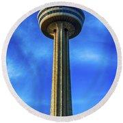 Skylon Tower Round Beach Towel