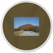 Smokies 10 Round Beach Towel