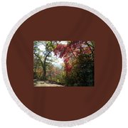 Smokies 13 Round Beach Towel