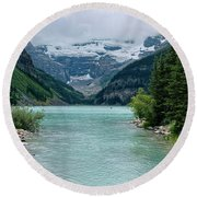 Softly You Whisper. . . Round Beach Towel