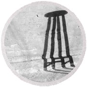 Solar Structures I 2014 1 Of 1 Round Beach Towel
