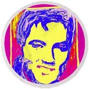 Soma Elvis Round Beach Towel