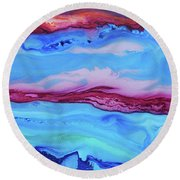 Sortilegio Round Beach Towel