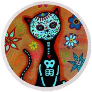 Special To Me Round Beach Towel